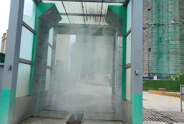 四川工程洗车机销售