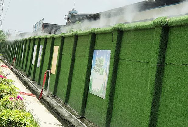 四川围挡喷雾设备