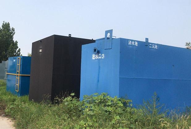 四川污水回收设备