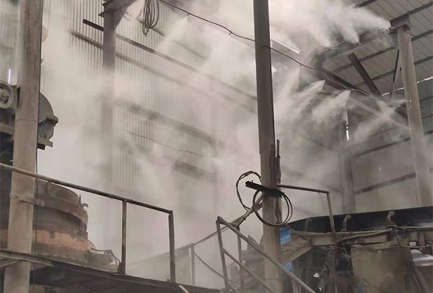 四川料场喷雾降尘