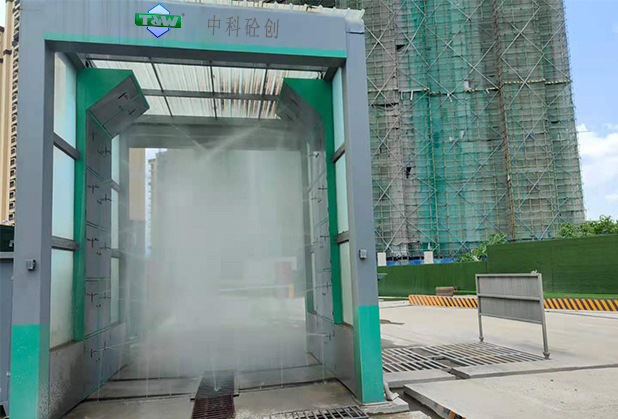 四川工程洗车机