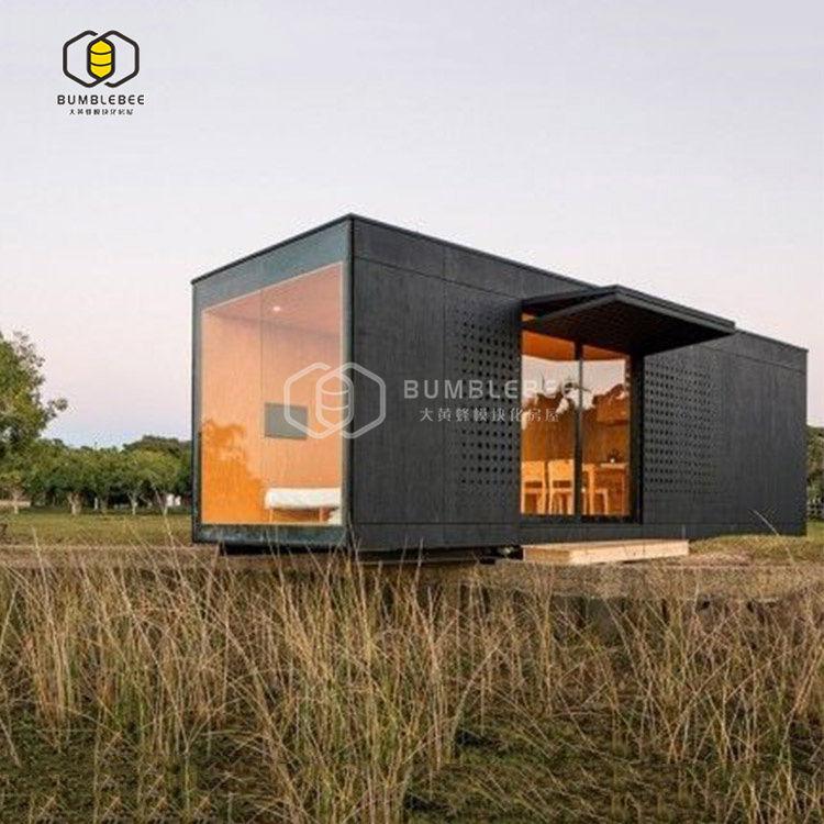 景区模块化房屋规划打造