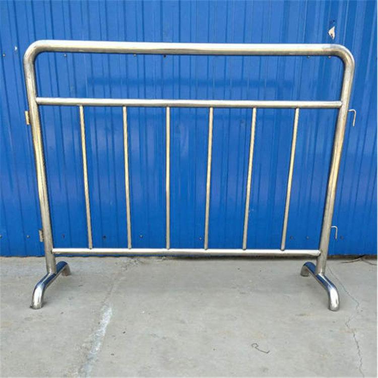 不锈钢移动护栏