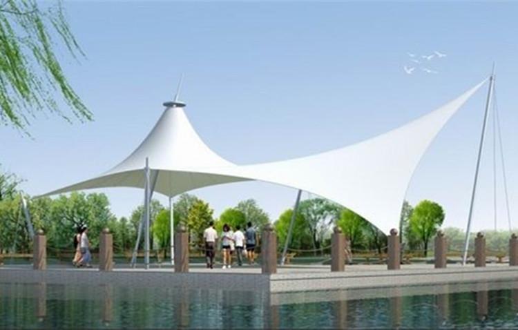 你知道四川膜结构景观棚在制作中需要注意的问题吗?