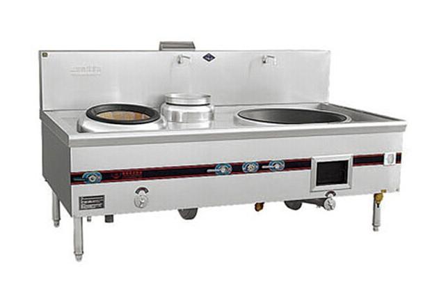 四川厨房设备厂家-一蒸一炒灶