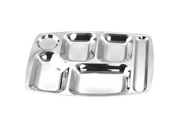 四川不锈钢厨具-不锈钢快餐盘