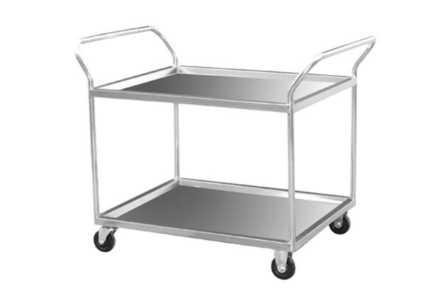 四川不锈钢厨房设备-不锈钢送餐车