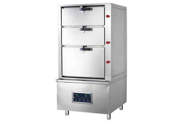 四川厨房设备销售-三门海鲜蒸柜