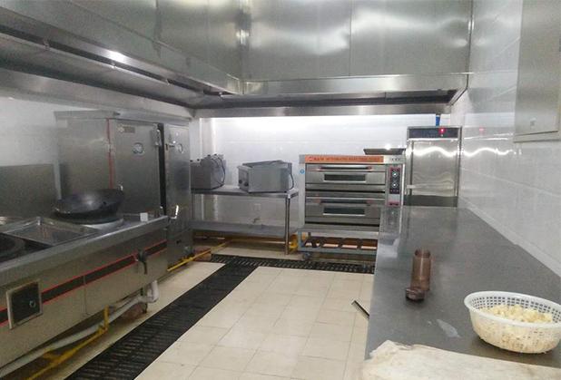 四川学校食堂厨房定制