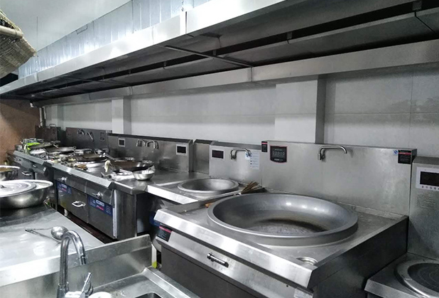 四川学校食堂厨房设计