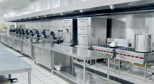 安装四川酒店厨房设备时有哪些问题需要注意?