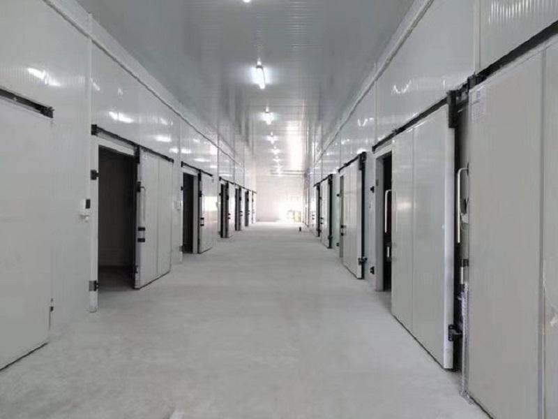 宁夏1500吨冷冻库