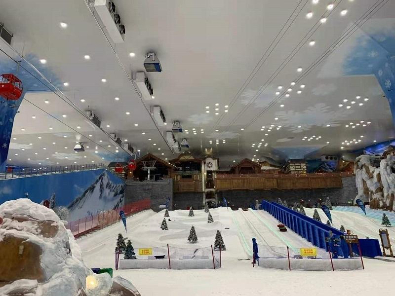 宁夏冰雪乐园