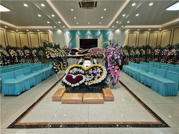 西安殡葬服务价格