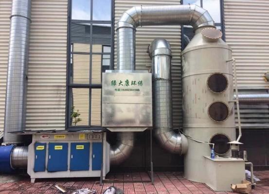 四川废气处理案例展示