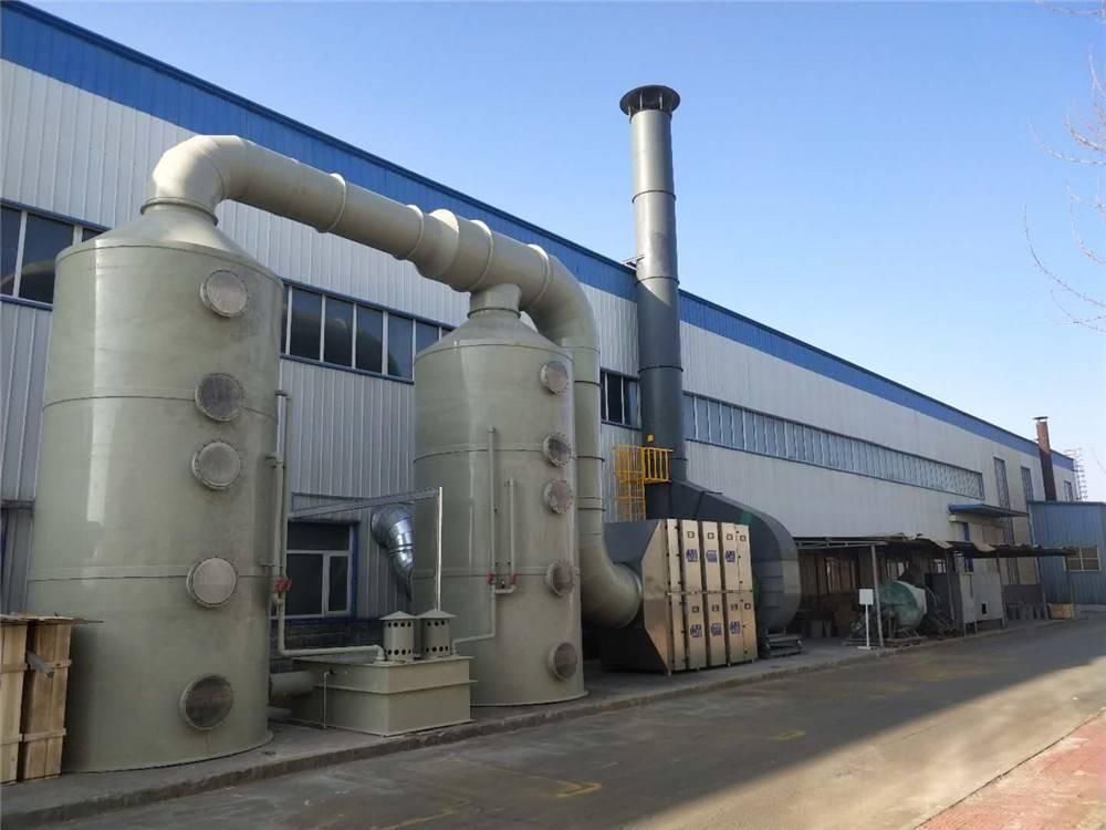 四川废气处理设备在使用中的几点注意事项