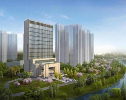 中铁二局电务公司基地项目