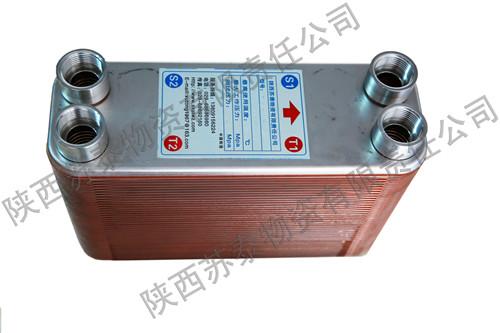 钎焊板式换热器案例展示