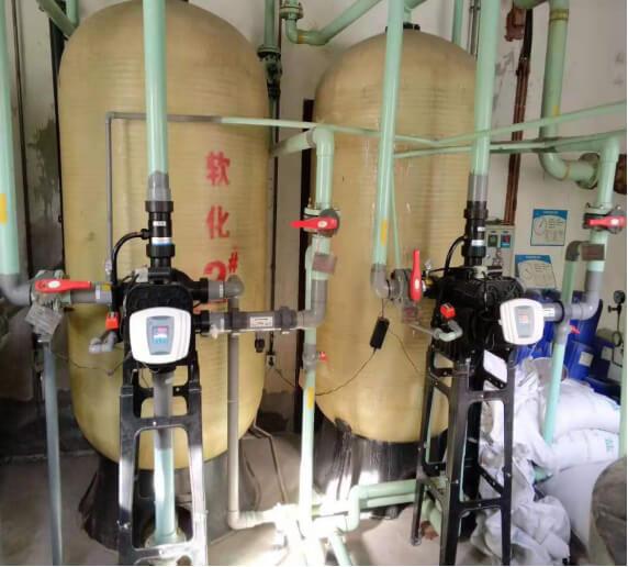 西安长安区某热力公司 软化水设备--改造项目