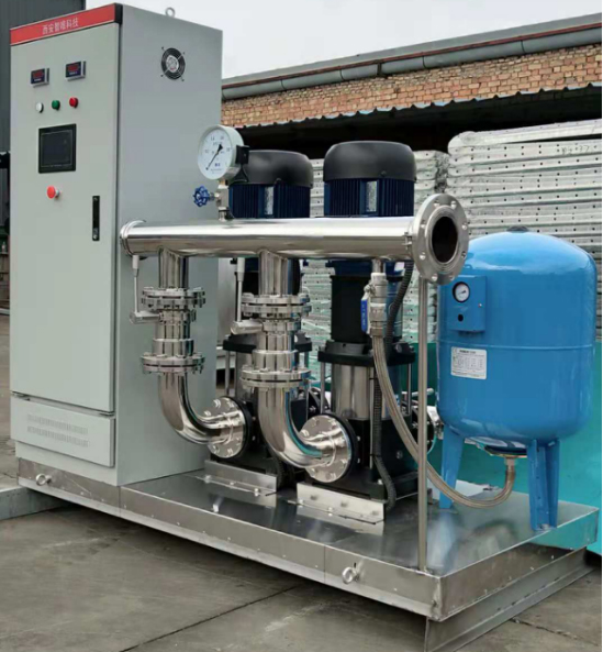 微电脑变频恒压自动供水设备