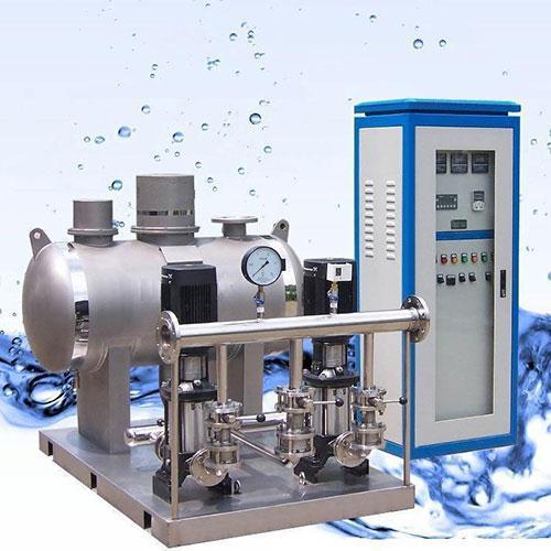 无负压稳流自动供水设备