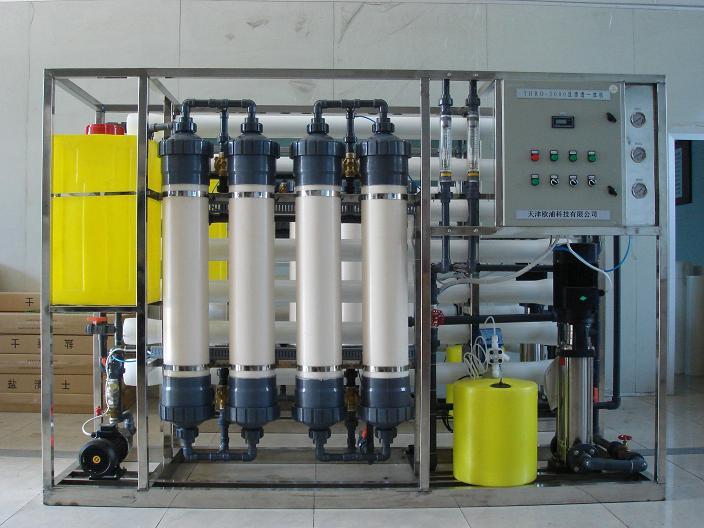 甘肃净化水设备安装