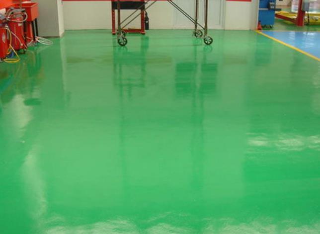 为什么环氧地坪漆会存在渗色的问题呢?