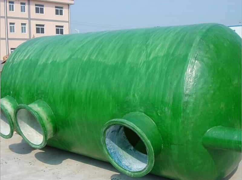隔油池设计