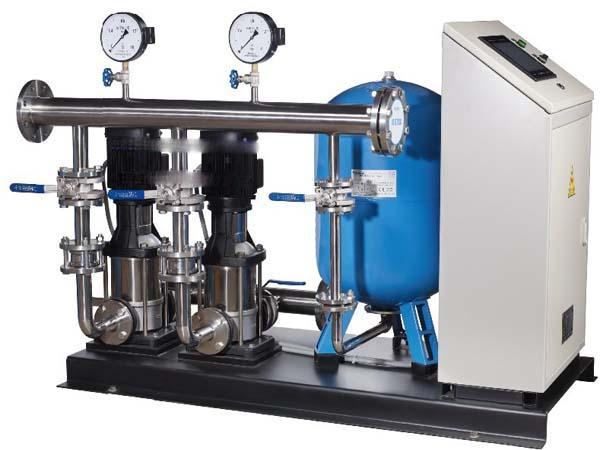 无压供水设备