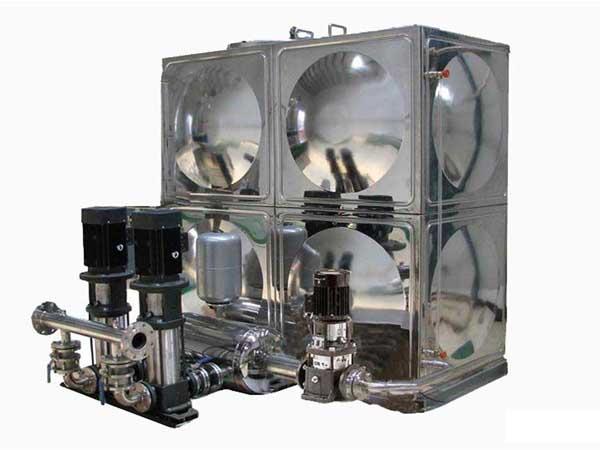 负压供水设备