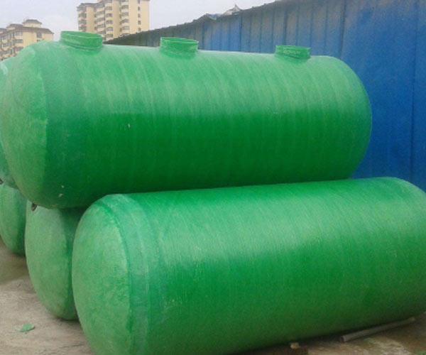 太原锦泰海利的玻璃钢化粪池主要用于哪些地方?