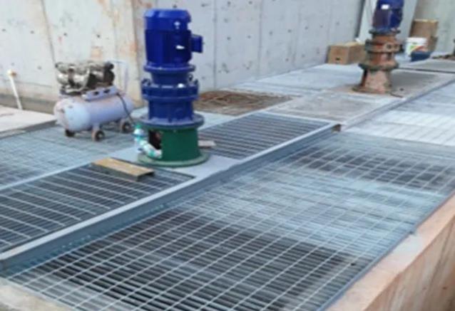 热镀锌污水池盖板定制厂家选择锦泰海利