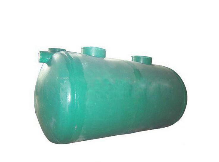 锦泰海利带您了解玻璃钢化粪池的施工过程中需要做哪些工作准备?