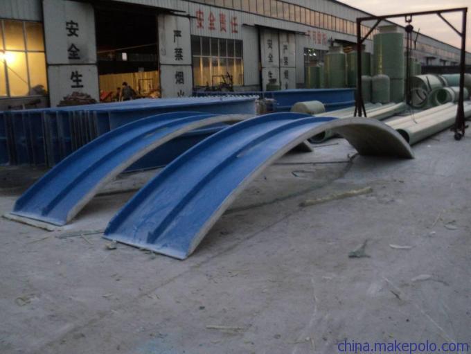 锦泰海利带您了解污水池加盖的安装方式