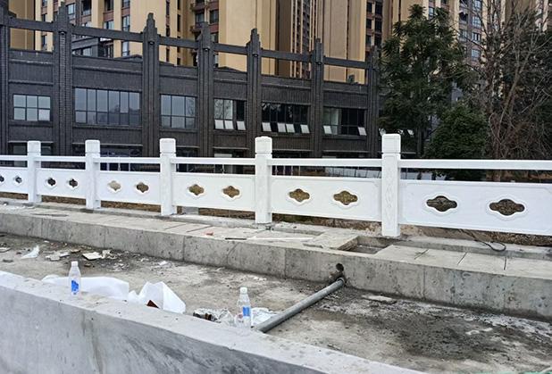 四川汉白玉栏杆栏板销售成功案例