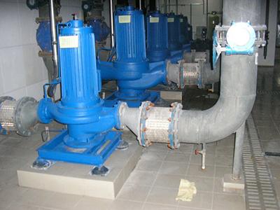 水泵减震降噪的方法以及水泵选用减振器选用的原则