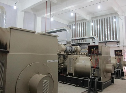 西安柴油发电机房降噪