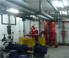 西安泵房噪声治理措施