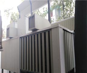 西安空调降噪工程厂家