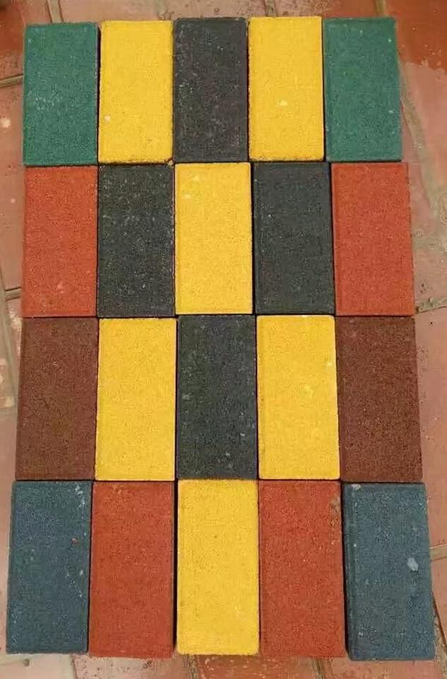 纯硅砂透水砖