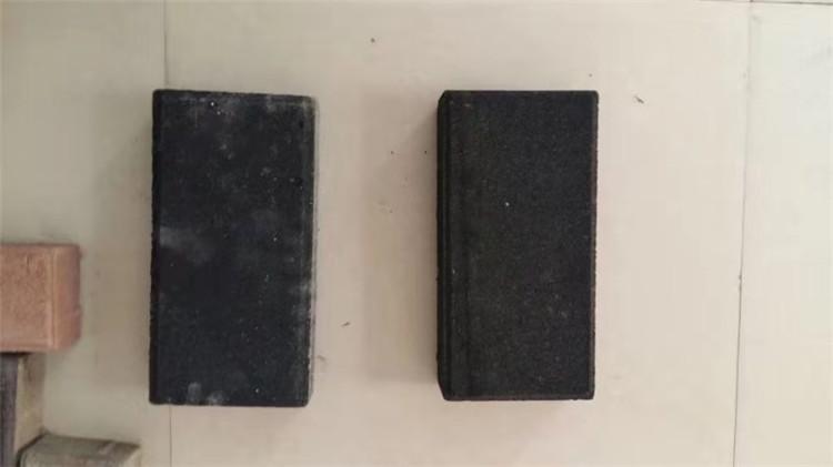 黑色通体透水砖