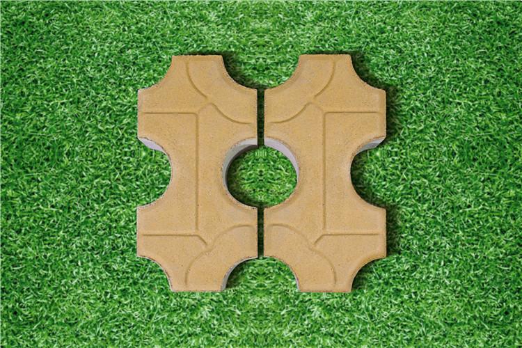 植草草坪砖
