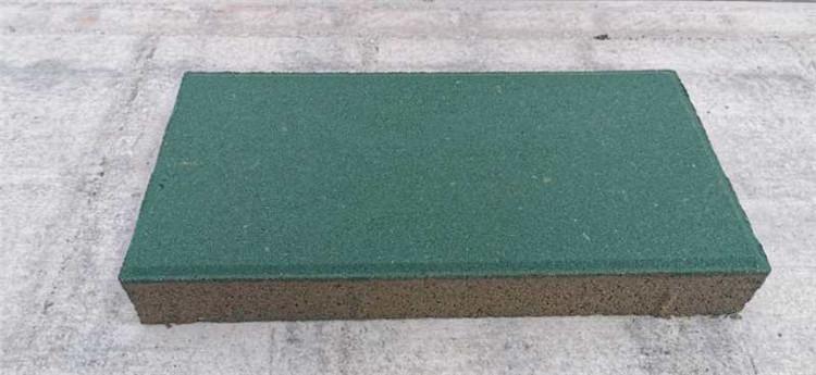 西安透水砖施工