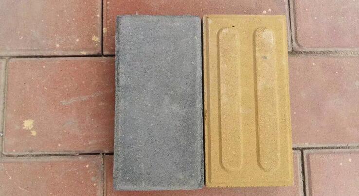 带你了解西安盲道砖在施工中需要注意些什么