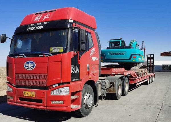 机械货物运输