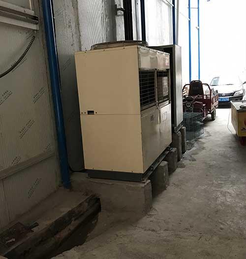 企业常用的工业冷水机降温故障处理方法