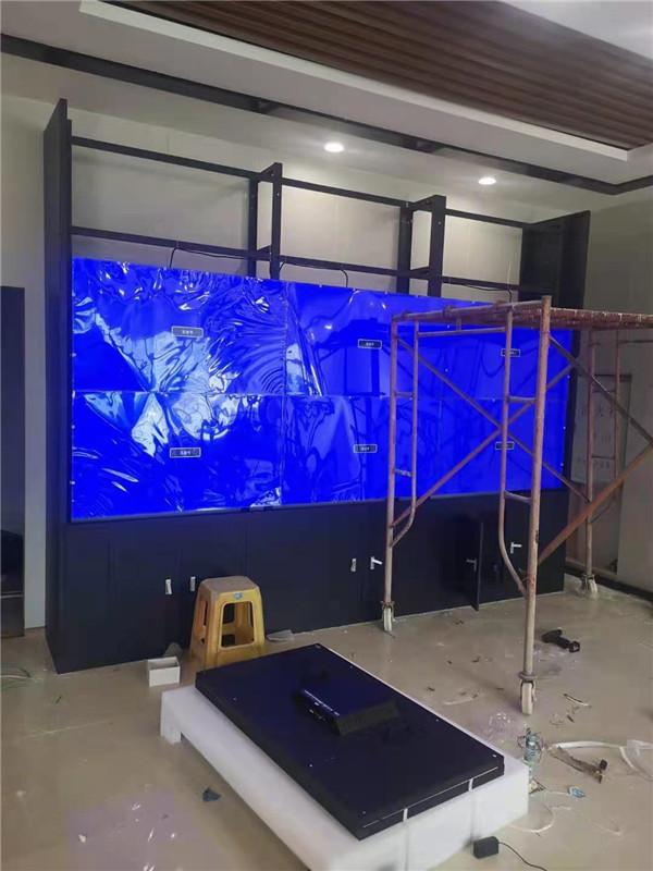 陕西液晶拼接屏施工