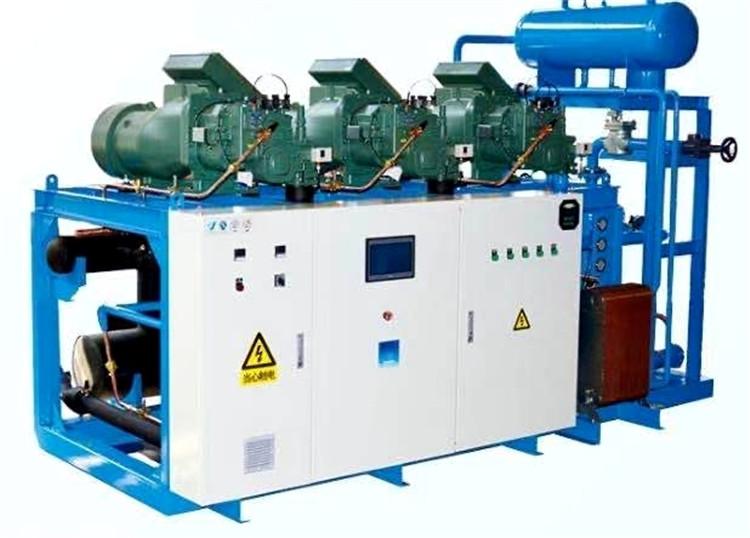 制冷设备系统的工作原理和特点