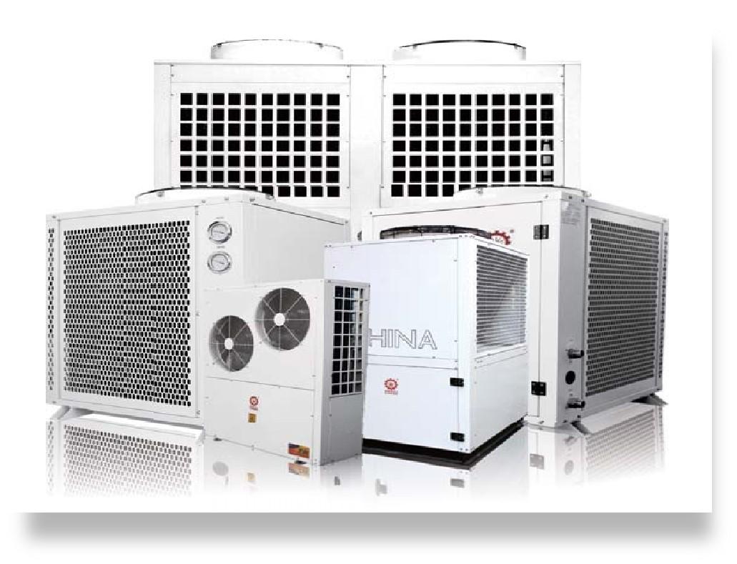 空气能冷热水机组