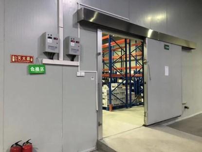 高性能全配置大型冷库